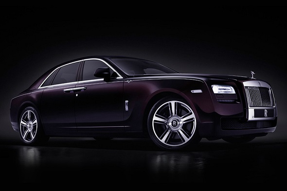Rolls Royce Ghost Specification V Pic