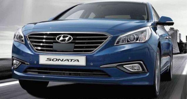2015 Hyundai Sonata Facelift 1