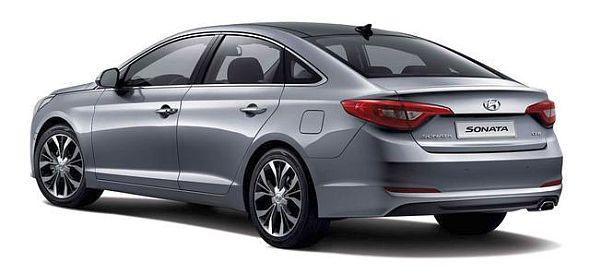 2015 Hyundai Sonata Facelift 9