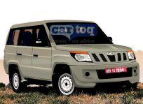 2015 U301 Mahindra Bolero MUV Render 1