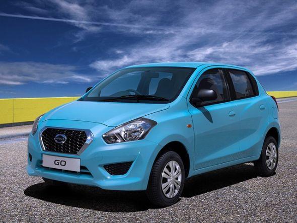 Datsun Go Small Car