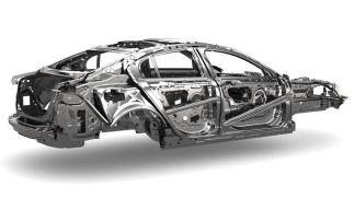 Jaguar XE Aluminum Frame 1
