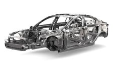 Jaguar XE Aluminum Frame 2