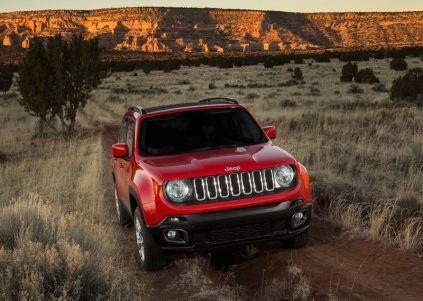 Jeep Renegade Compact SUV 9