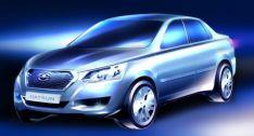 Lada Granta based Datsun Sedan