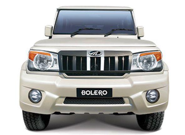 Mahindra Bolero Special Edition MUV Picture