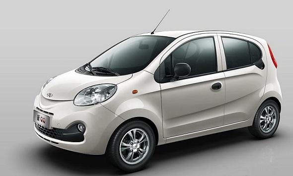 Chery QQ Hatchback Photo