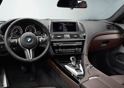 2014 BMW M6 Gran Coupe 5