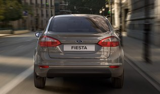 2014 Ford Fiesta Facelift Sedan 10