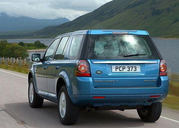2014 Land Rover Freelander2 SUV Picture