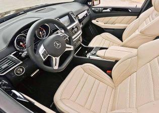 2014 Mercedes Benz GL63 AMG SUV 4