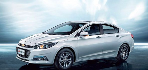 All-New D2XX Platform based Chevrolet Cruze sedan pic