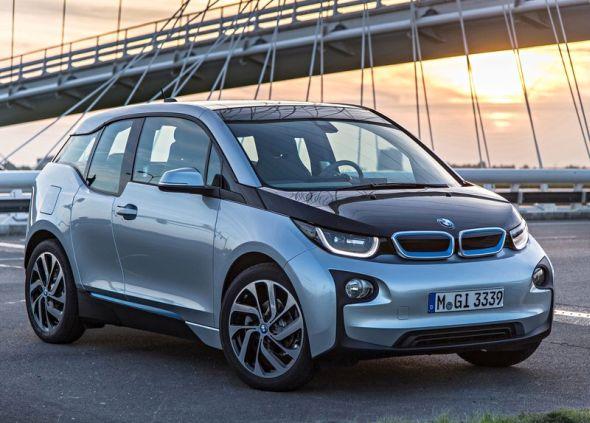 BMW i3 Hybrid Hatchback Photo