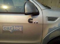 Foton Tunland Twin Cab Pick Up Truck Spyshot 2