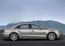 2014 Audi A8L Luxury Saloon 2