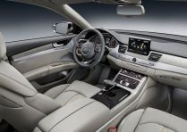 2014 Audi A8L Luxury Saloon 3