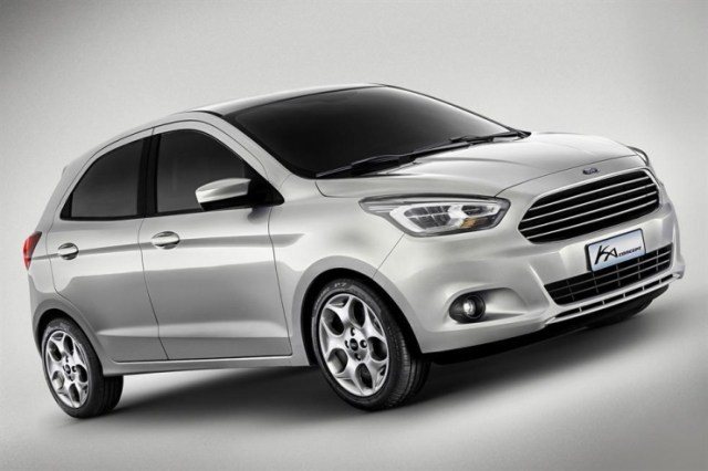 2015 Ford Figo Hatchback Pic