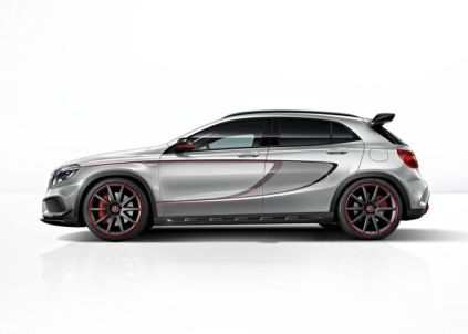 2015 Mercedes Benz GLA 45 AMG Crossover 2