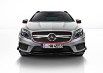 2015 Mercedes Benz GLA 45 AMG Crossover 4