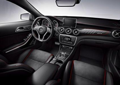 2015 Mercedes Benz GLA 45 AMG Crossover 6