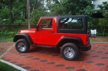 Mahindra Thar to Jeep Rubicon 3