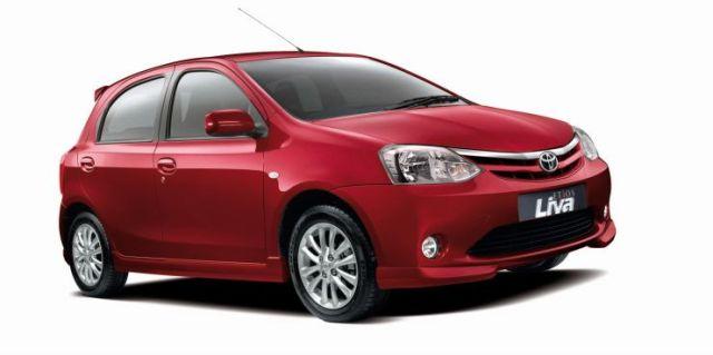 Toyota Etios Liva Hatchback Photo