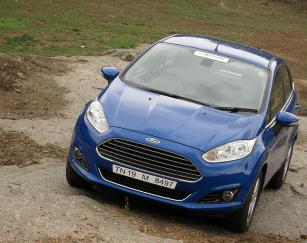 2014 Ford Fiesta Facelift Sedan 18