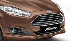 2014 Ford Fiesta Sedan Facelift 14