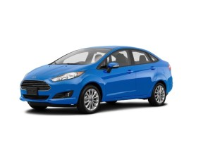 2014 Ford Fiesta Sedan Facelift 7