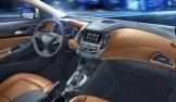 2015 Chevrolet Cruze Sedan Interiors 3