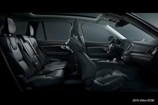 2015 Volvo XC90 SUV Interiors 3
