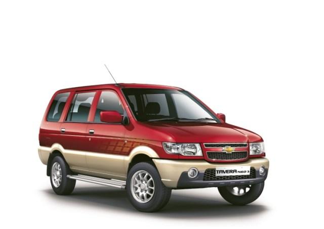 Chevrolet Tavera MUV