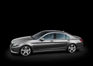 W222 Mercedes Benz S-Class S350 CDI Diesel 2