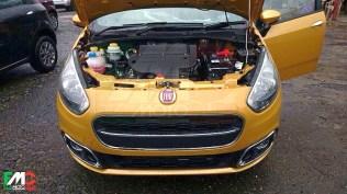 2014 Fiat Grande Punto Facelift Hatchback 3