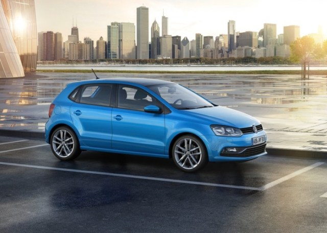2014 Volkswagen Polo Facelift 1