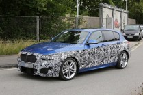 2015 BMW 1-Series facelift 2