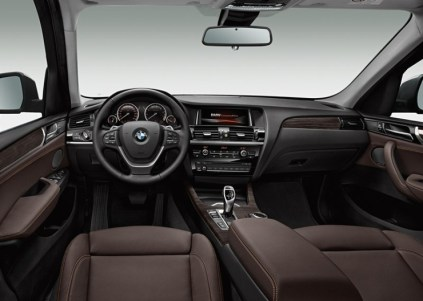 2015 BMW X3 SUV Facelift 1