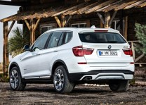2015 BMW X3 SUV Facelift 4