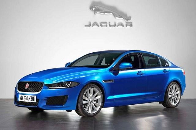 2015 Jaguar XE SVR High Performance Sedan Pic