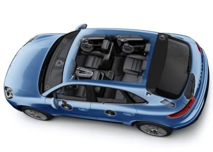 2015 Porsche Macan Crossover 1