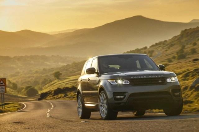 2015 Range Rover Sport SUV