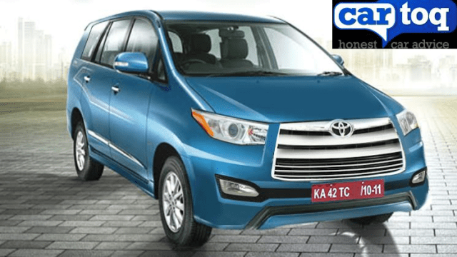 2016 Toyota Innova MPV Render Photo
