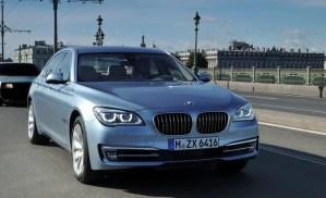 BMW 7 Series Active Hybrid 3