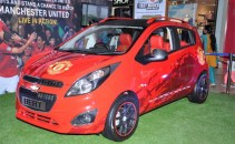 Chevrolet Beat Manchester United Edition 1