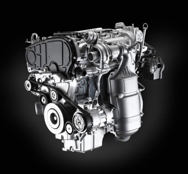 Fiat Multijet Turbo Diesel Engine Image