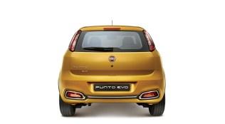 2014 Fiat Punto EVO 5