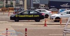 2014 Maruti Suzuki Ciaz Sedan Spyshot 3