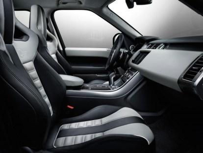 2015 Range Rover Sport SVR SUV 1