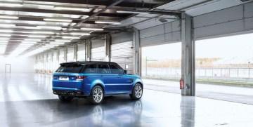 2015 Range Rover Sport SVR SUV 5