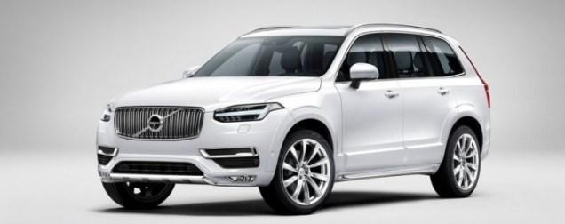 2015 Volvo XC90 Luxury SUV 1